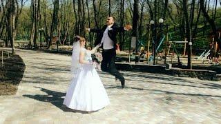 Свадебная прогулка Ровеньки Анна и Александр 2014