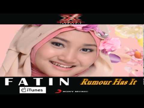 Fatin Shidqia Lubis XFI iTunes DEMO (RUMOUR HAS IT / ADELE)