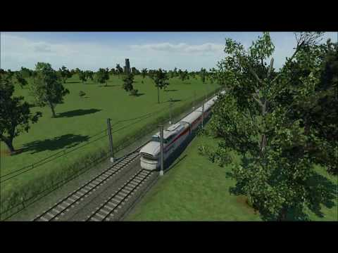 Transport Fever Aerotrain |