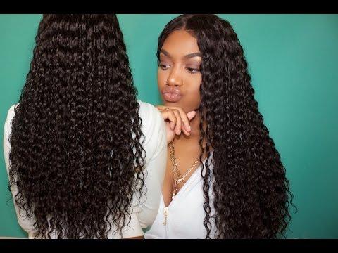 maintain deepwave curly