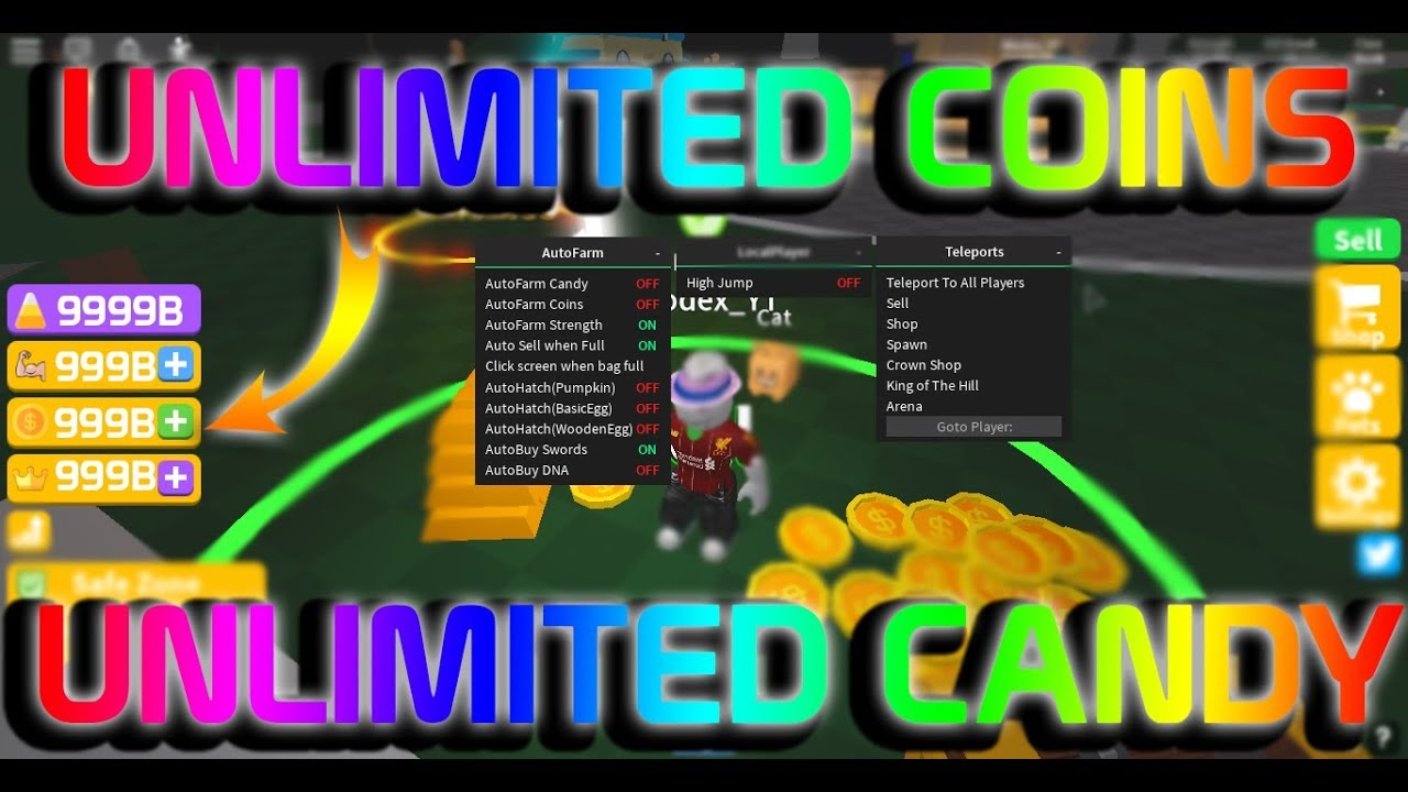 Magnet Simulator Unlimited Money Hack Roblox Pain Exist Saber Simulator Roblox Hack Script Unlimited Coins Auto Buy Eggs Unlimited Candy