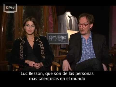 CINEPREMIERE Entrevista David Thewlis y Natalia Tena