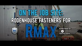 Rodenhouse Fasteners for Rmax: Skyvue Apartments job site (Lansing, MI)