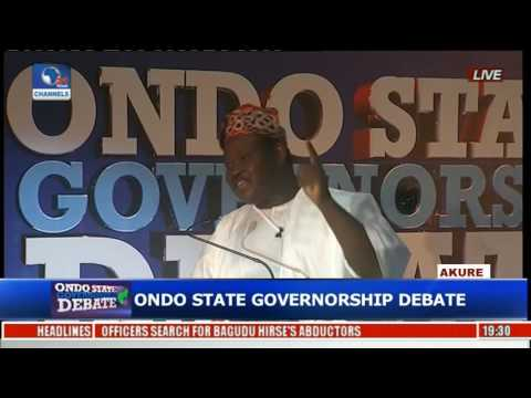 I Am The Oldest 'Papa' Of PDP In Ondo State-- Jimoh Ibrahim