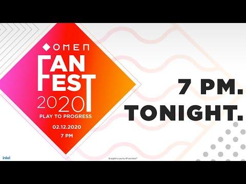 OMEN FanFest 2020