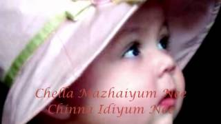 Kannathil Muthamittal-Song (with Lyrics)