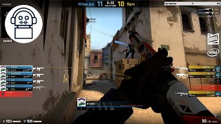 BEAUTIFUL SMOKE BY MICHU Counter Strike Global Offensive Awesome Moments Robo Highlights