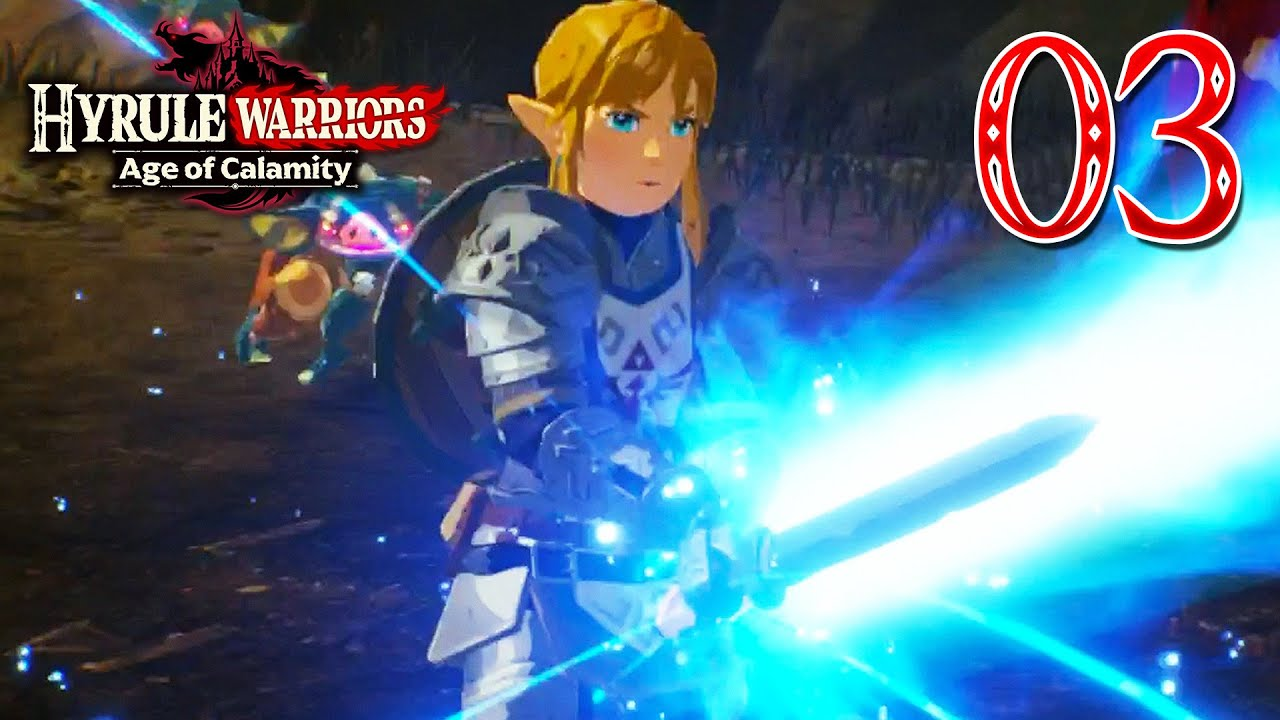 Hyrule Warriors Age Of Calamity Part 3 Our First Weapon Upgrades Youtube