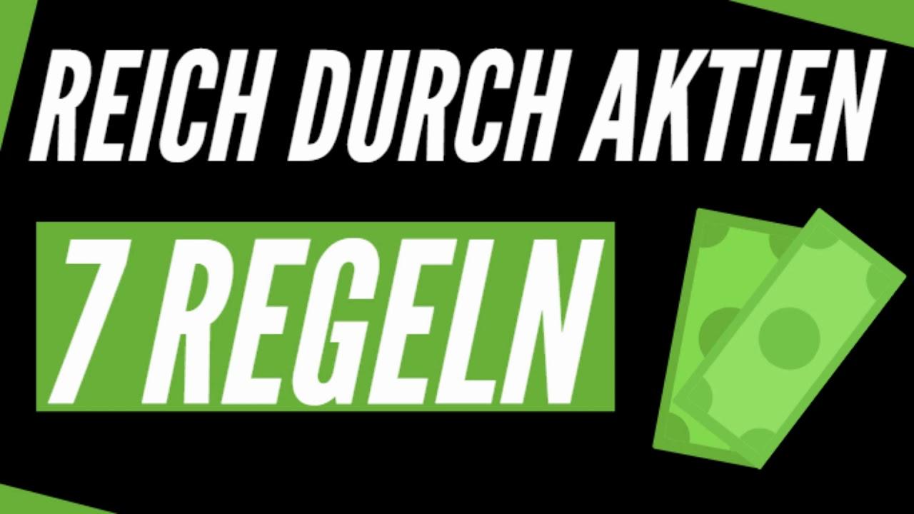 Reich Mit Aktien