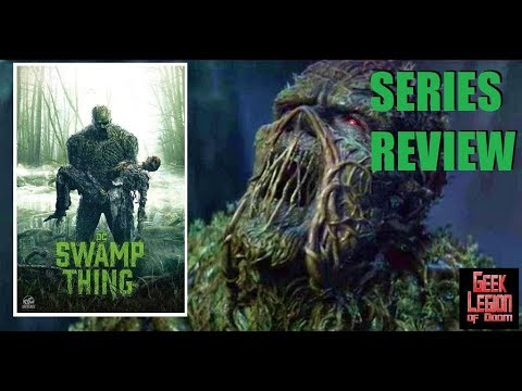 SWAMP THING ( 2019 Crystal Reed ) DC Streaming Series Season 1 Review