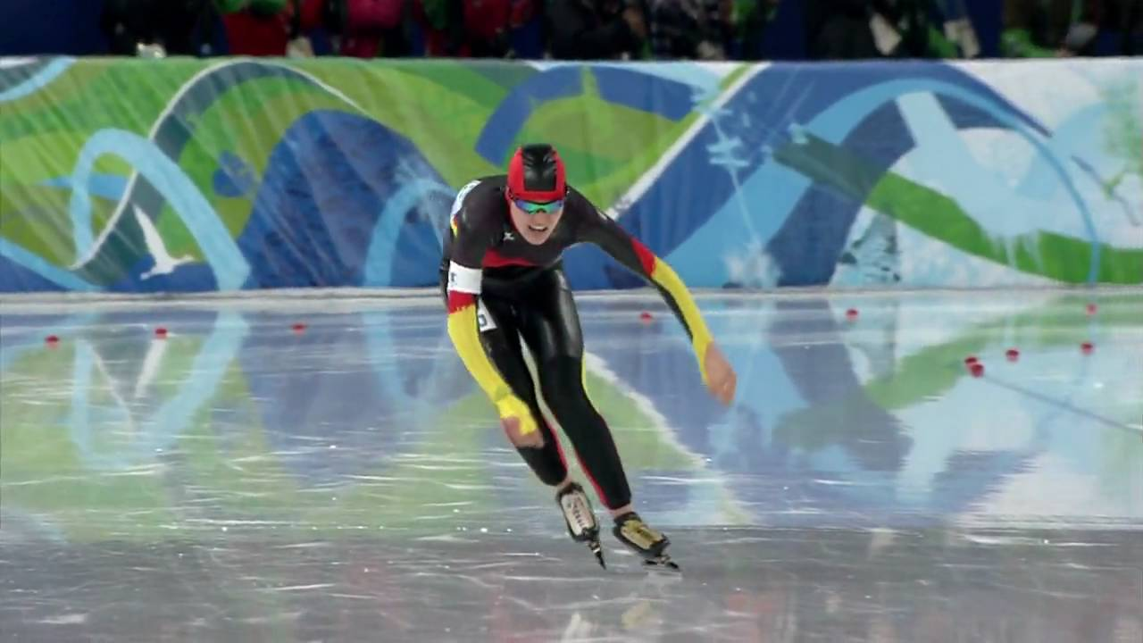 Speed Skating Women 5000M Complete Event
