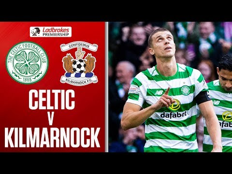 Celtic 1-0 Kilmarnock | Šimunović Honours Billy McNeill With Emotional Goal | Ladbrokes Premiership