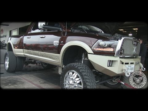 TSD Dyno Day #4 - SMOKIN HOT DIESEL TRUCKS
