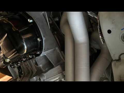 RCF NOVEL Headers/Icode Titanium Exhaust.