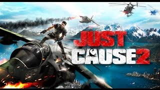 Just Cause 2 All Cutscenes HD GAME