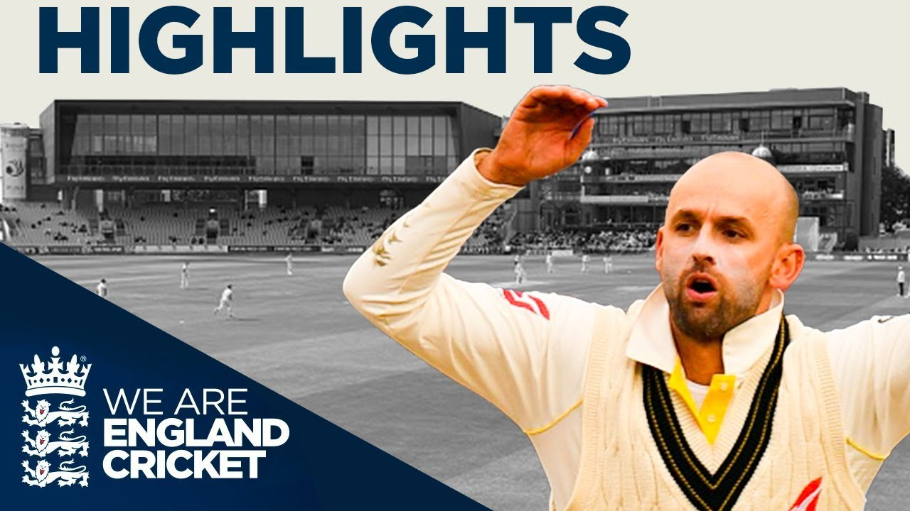 Late Wicket Dents England's Ashes Hopes | The Ashes Day 3 Highlights | Fourth Specsavers Test 2019