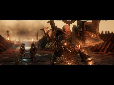 Wolcen: Lords of Mayhem - All Bosses with Cutscenes and Ending