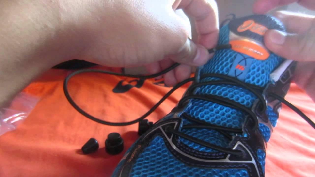 nuevo estilo 01a86 f8d08 Triatlon Tips: Como colocar los cordones elasticos