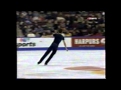 2000 Skate Canada Mens, Ladies & Pairs Original Skate and Free Dance
