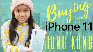 Gambar cover Buying iPhone 11 in Hong Kong For The First Time