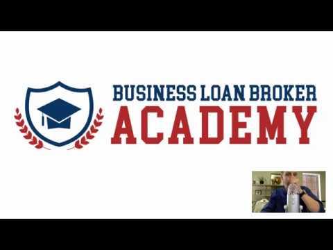 The Business Loan Broker Academy