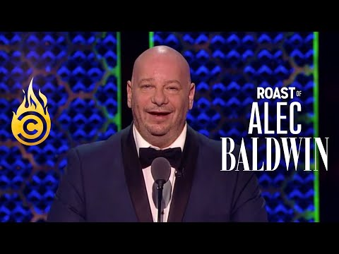 Jeff Ross Gets Brutally Honest with the Dais (Full Set) - Roast of Alec Baldwin