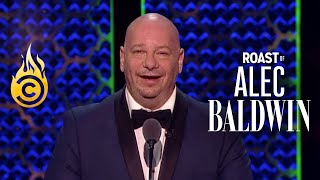 Jeff Ross Gets Brutally Honest with Caitlyn Jenner (Full Set) - Roast of Alec Baldwin