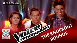 Team Lea Knockout Rounds Decision: Abbey, Miro, and Jem (Season 2)