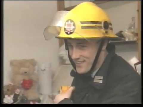 Fire   London Fire Brigade 1991 - part 5