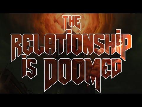 DOOM Trailer Parody: The Relationship is DOOMed! (New Romantic Comedy)