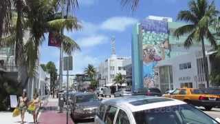 Vlog: Miami - Chegada, Miami Beach, Câmera Nova, Outlet, Chá de Framboesa Travel Video