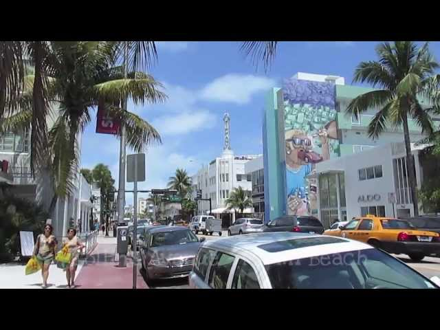 Vlog: Miami - Chegada, Miami Beach, Câmera Nova, Outlet, Chá de Framboesa TRAVEL_VIDEO