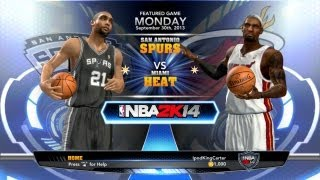 NBA 2K14 Menus - New Modes & Features + Sneak Peek For My Overseas Fans!!
