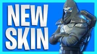 NEW ENFORCER SKIN (Fortnite 2018)
