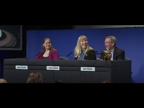 Preview Cassini's Grand Finale
