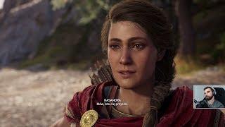 Assassin's Creed Odyssey #3 - Ludzie cyklopa [fabuła/poboczne]