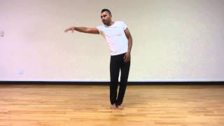 Solo Dance salsa/afro-cuban