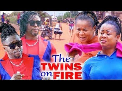 Download THE TWINS ON FIRE (COMPLETE SEASON) Onny Micheal and Uju Okoli 2021 Latest Nigerian Movie