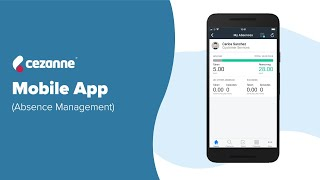 Mobile: hr software on the move - http://cezannehr.com/hr-self-service-software/ from cezanne 020 7202 2727 in this video we show you how self-servi...
