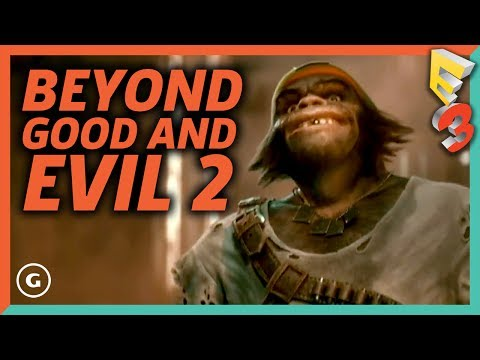 Beyond Good and Evil 2 World Premiere Presentation | E3 2017 Ubisoft Press Conference