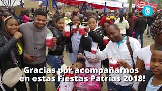 Fonda Santiago 2018 ¡Gracias por acompañarnos!