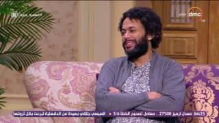السفيرة عزيزة - الإعلامية / سناء منصور .. مقدمة قوية عن السيناريست / محمد أمين راضي