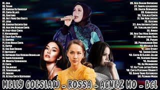 50 Lagu Terbaik Melly Goeslaw, Rossa, Agnez Mo, BCL - Lagu Pop Indonesia Terpopuler & Enak Didengar