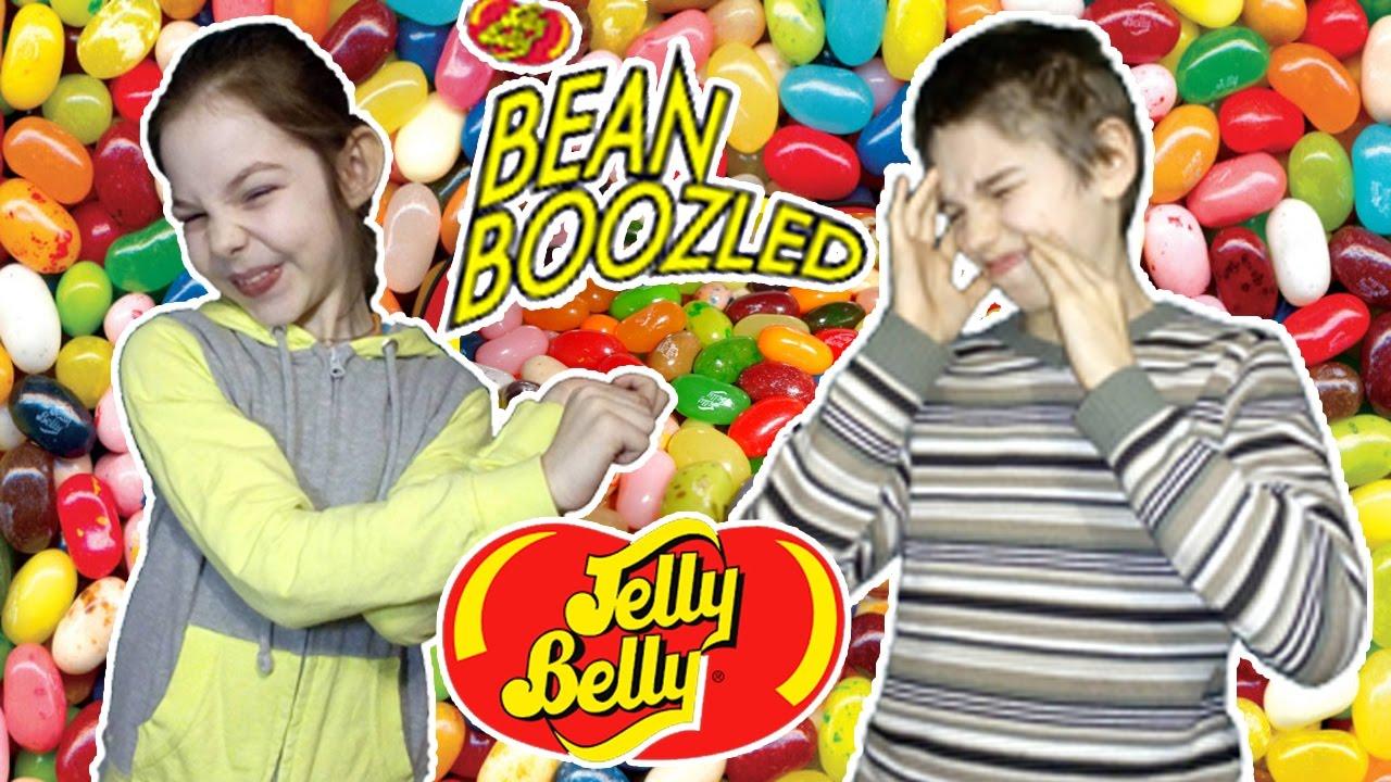 Жевательное драже jelly belly