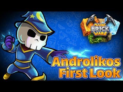 Magic Brick Wars - Androlikos First Look