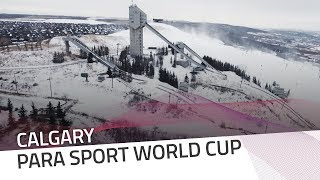 Calgary welcome the Para Bobsleigh stars | IBSF Para Sport Official