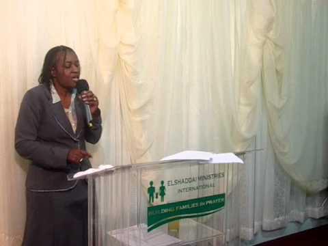 Elshaddai Ministries Zimbabwe- Bishop P. I. Hove - Understanding God's Kingdom Part 3