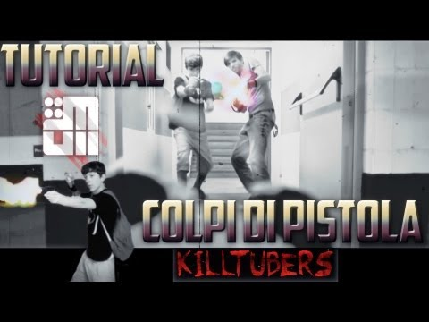 Tutorial - Colpi di pistola - After effects - di Dagan Mind