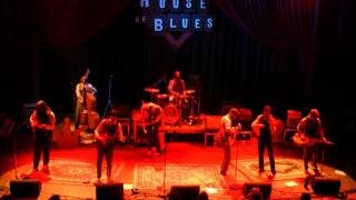"The Giving Tree Band @ House Of Blues - ""Peace on the Mountain"""