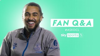 Who is the fastest player at Everton? | Fan Q&A with Dominic Calvert-Lewin #AskDCL